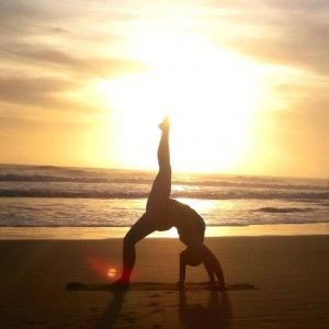 tanya botha beachyoga